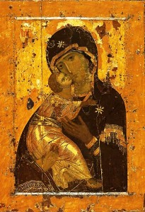 древняя икона